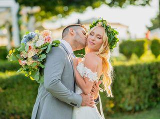 Le nozze di Jessica e Marcello