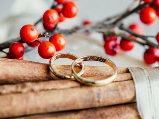 Le nozze di Sonia e Giuseppe 1