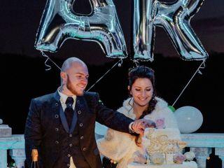 Le nozze di Rosi e Alessio