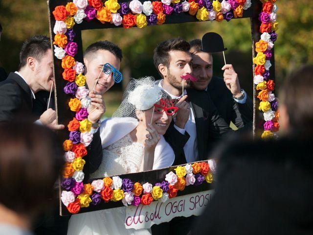 Il matrimonio di Marco e Monia a Ozzano dell 'Emilia, Bologna 24