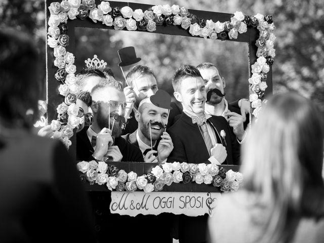 Il matrimonio di Marco e Monia a Ozzano dell 'Emilia, Bologna 25