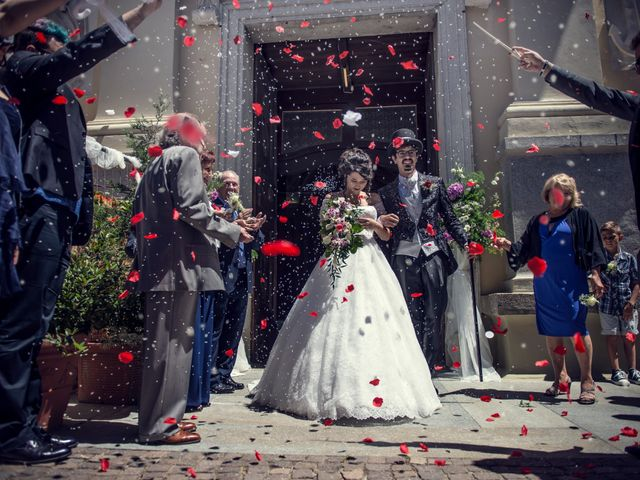 Il matrimonio di Alex e Sara a Asti, Asti 17