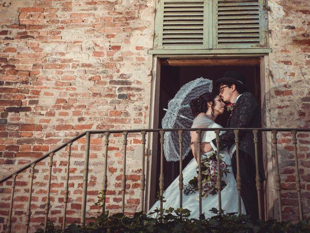 Il matrimonio di Alex e Sara a Asti, Asti 21