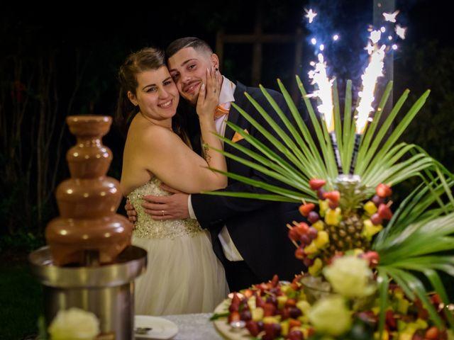 Le nozze di Nicole e Michele