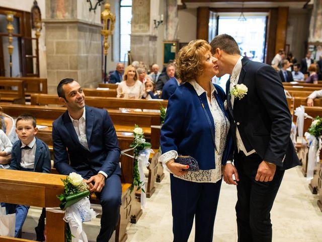 Il matrimonio di Davide e Elisa a Muggia, Trieste 11
