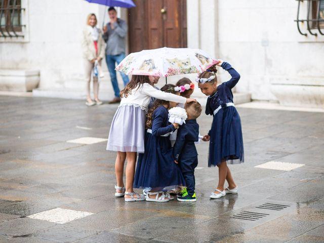 Il matrimonio di Davide e Elisa a Muggia, Trieste 13