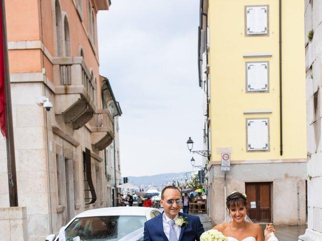Il matrimonio di Davide e Elisa a Muggia, Trieste 14