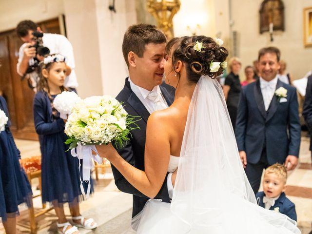 Il matrimonio di Davide e Elisa a Muggia, Trieste 16