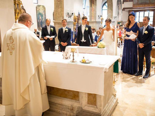 Il matrimonio di Davide e Elisa a Muggia, Trieste 17