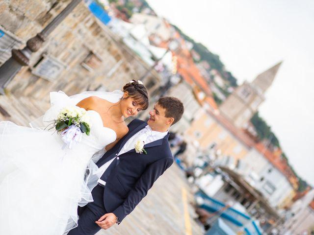 Il matrimonio di Davide e Elisa a Muggia, Trieste 25