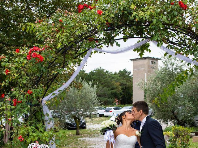 Il matrimonio di Davide e Elisa a Muggia, Trieste 27