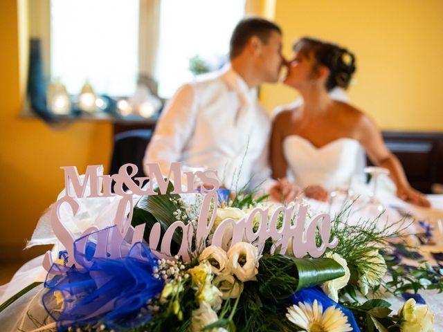 Il matrimonio di Davide e Elisa a Muggia, Trieste 35