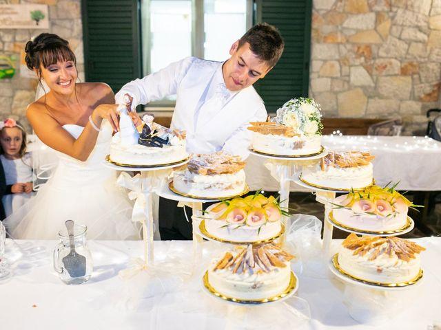 Il matrimonio di Davide e Elisa a Muggia, Trieste 46