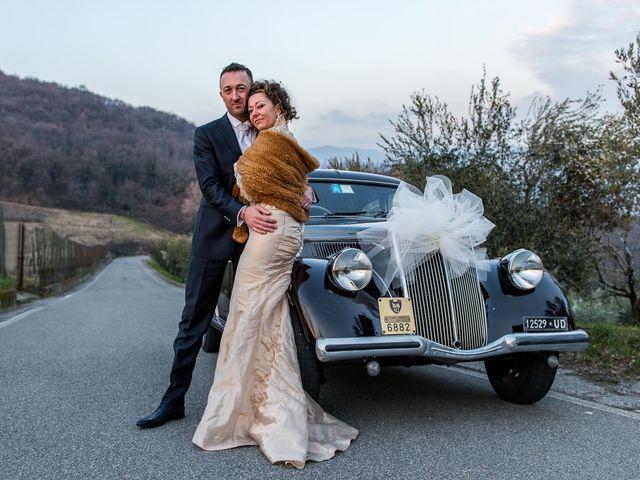 Il matrimonio di Cristiano e Virna a Lumezzane, Brescia 7