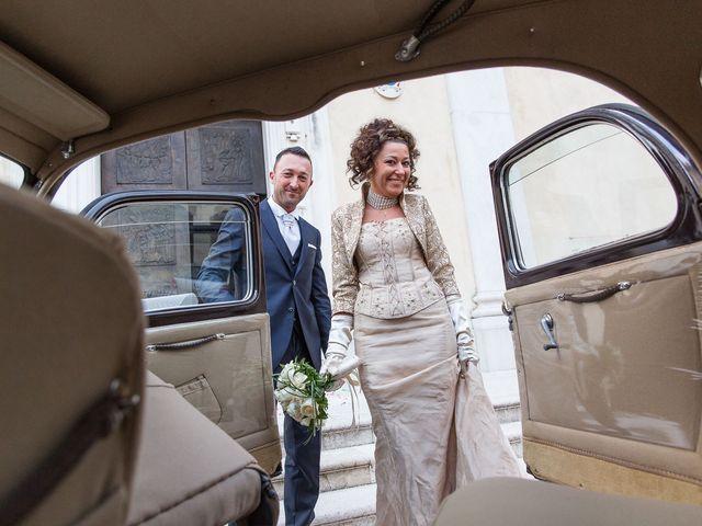 Il matrimonio di Cristiano e Virna a Lumezzane, Brescia 8