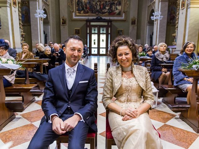 Il matrimonio di Cristiano e Virna a Lumezzane, Brescia 9