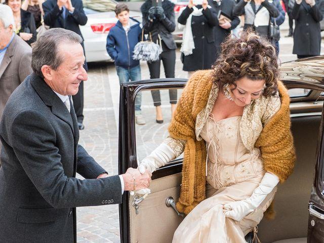 Il matrimonio di Cristiano e Virna a Lumezzane, Brescia 12