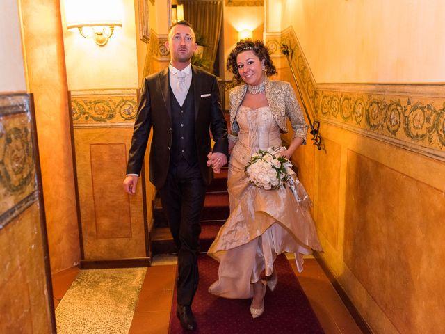 Il matrimonio di Cristiano e Virna a Lumezzane, Brescia 21