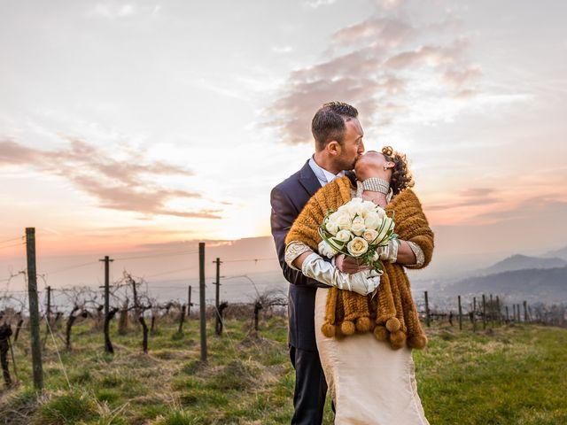 Il matrimonio di Cristiano e Virna a Lumezzane, Brescia 22
