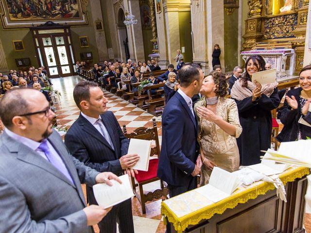 Il matrimonio di Cristiano e Virna a Lumezzane, Brescia 23