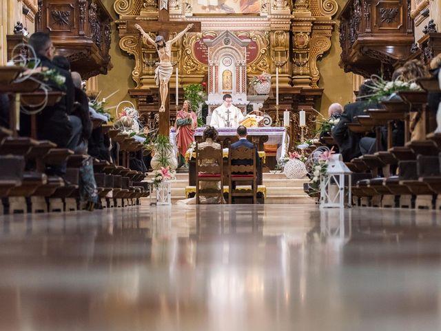 Il matrimonio di Cristiano e Virna a Lumezzane, Brescia 24