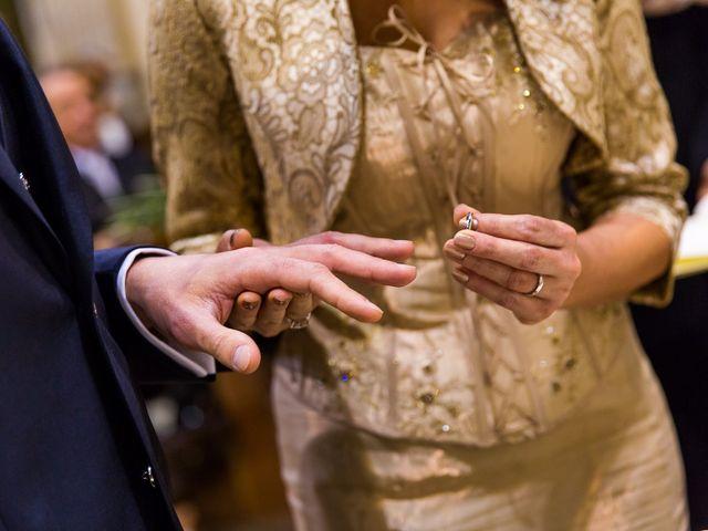 Il matrimonio di Cristiano e Virna a Lumezzane, Brescia 25