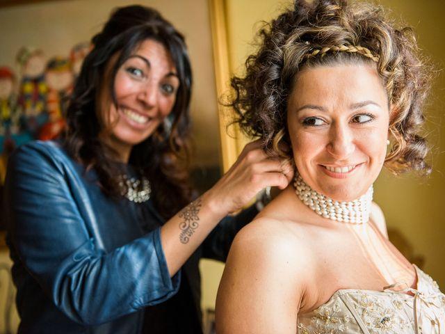 Il matrimonio di Cristiano e Virna a Lumezzane, Brescia 28