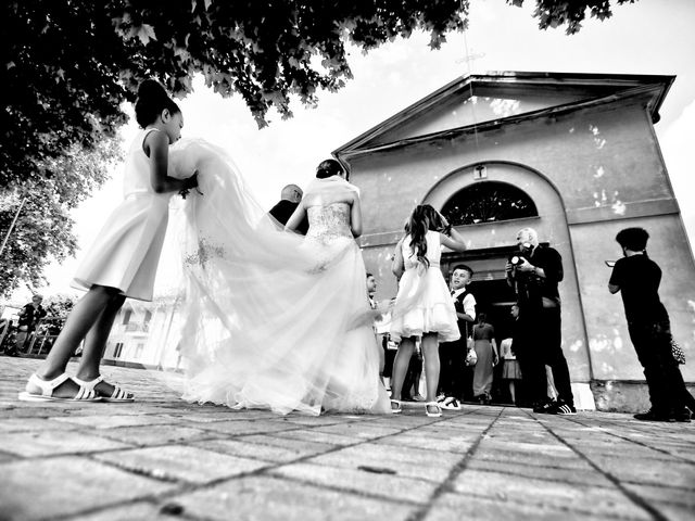 Il matrimonio di Gianluca e Anna a Fara Gera d'Adda, Bergamo 29