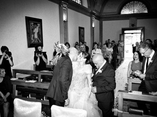 Il matrimonio di Gianluca e Anna a Fara Gera d'Adda, Bergamo 33