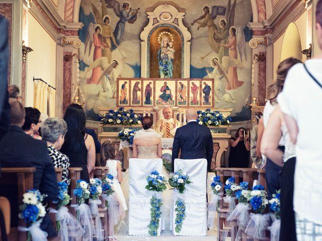 Il matrimonio di Gianluca e Anna a Fara Gera d'Adda, Bergamo 34