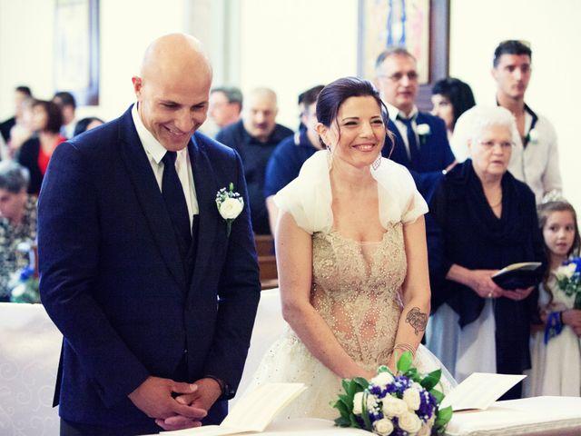 Il matrimonio di Gianluca e Anna a Fara Gera d'Adda, Bergamo 36