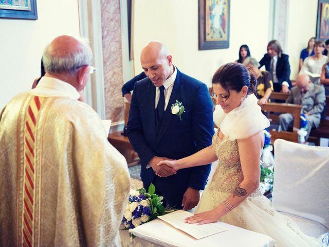Il matrimonio di Gianluca e Anna a Fara Gera d'Adda, Bergamo 40