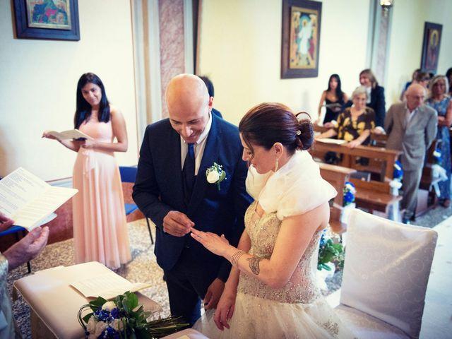 Il matrimonio di Gianluca e Anna a Fara Gera d'Adda, Bergamo 43