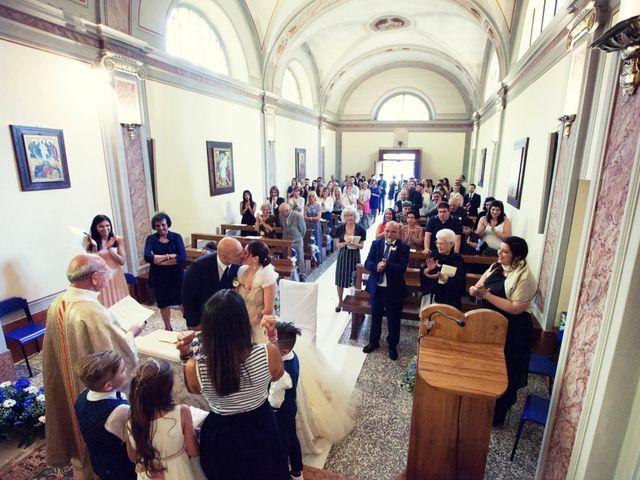 Il matrimonio di Gianluca e Anna a Fara Gera d'Adda, Bergamo 44