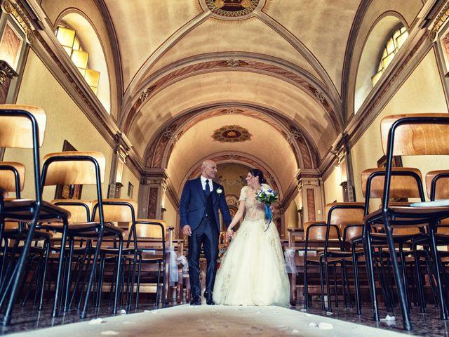 Il matrimonio di Gianluca e Anna a Fara Gera d'Adda, Bergamo 51