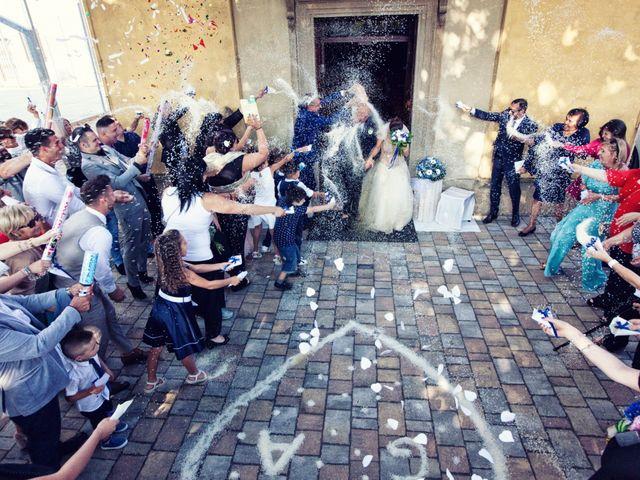 Il matrimonio di Gianluca e Anna a Fara Gera d'Adda, Bergamo 52