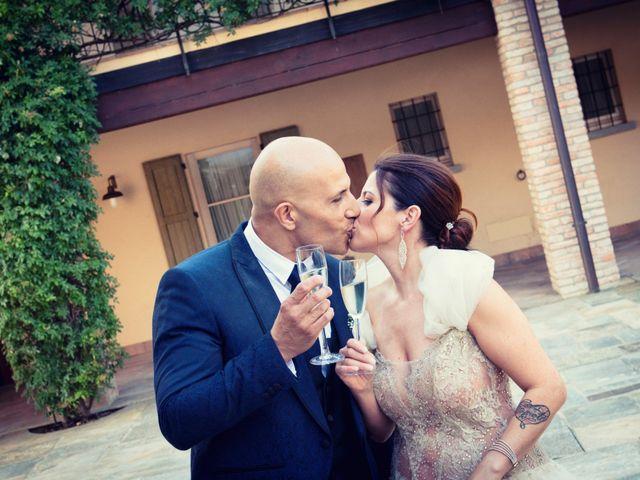 Il matrimonio di Gianluca e Anna a Fara Gera d'Adda, Bergamo 57