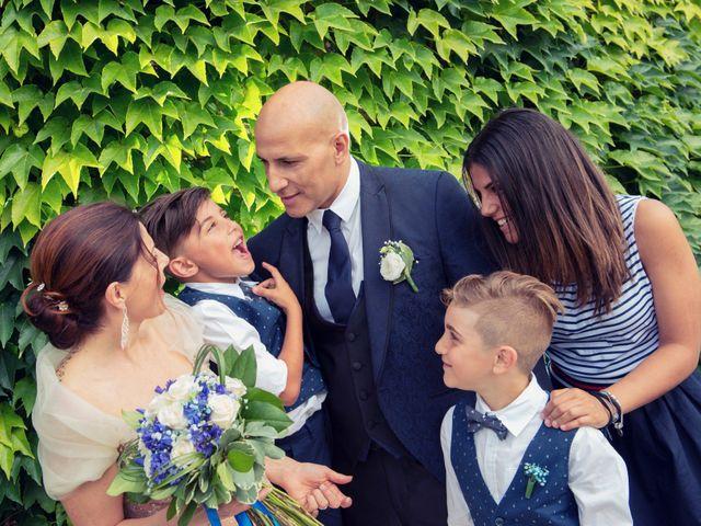 Il matrimonio di Gianluca e Anna a Fara Gera d'Adda, Bergamo 61