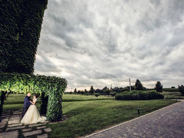 Il matrimonio di Gianluca e Anna a Fara Gera d'Adda, Bergamo 64