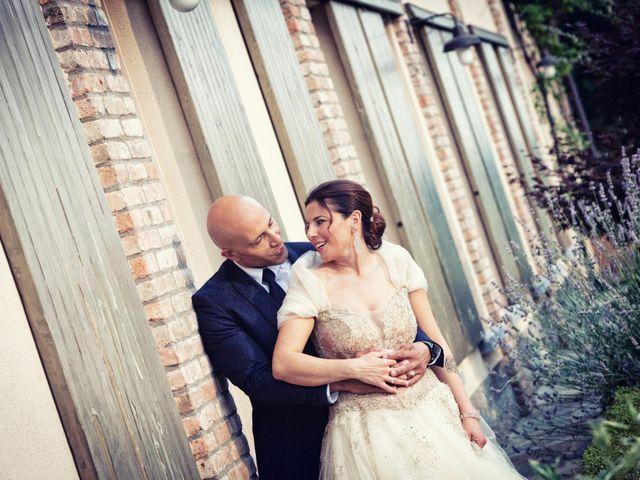 Il matrimonio di Gianluca e Anna a Fara Gera d'Adda, Bergamo 67