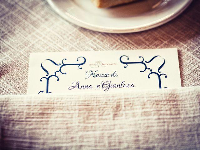 Il matrimonio di Gianluca e Anna a Fara Gera d'Adda, Bergamo 68