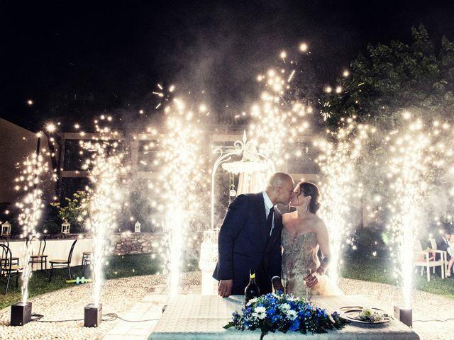Il matrimonio di Gianluca e Anna a Fara Gera d'Adda, Bergamo 80