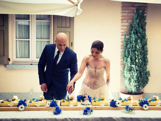 Il matrimonio di Gianluca e Anna a Fara Gera d'Adda, Bergamo 81