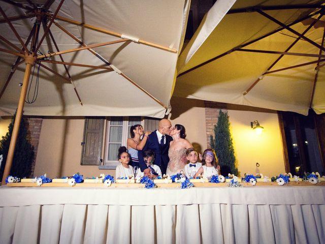 Il matrimonio di Gianluca e Anna a Fara Gera d'Adda, Bergamo 82