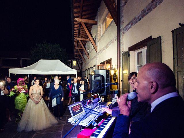Il matrimonio di Gianluca e Anna a Fara Gera d'Adda, Bergamo 83
