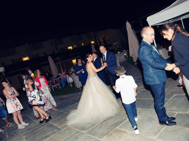 Il matrimonio di Gianluca e Anna a Fara Gera d'Adda, Bergamo 88