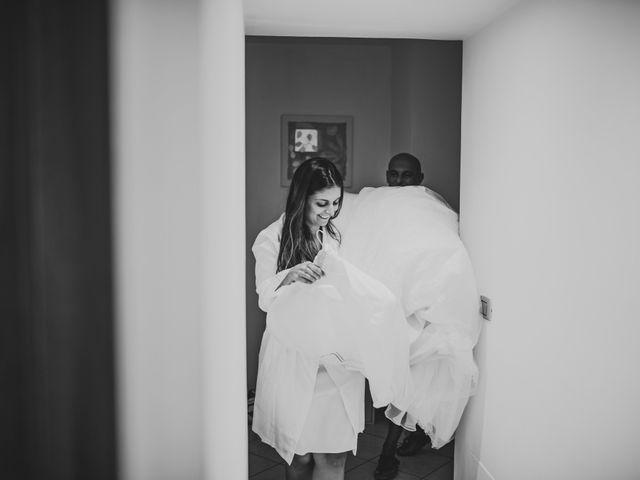Il matrimonio di Matteo e Katrin a Busto Arsizio, Varese 3