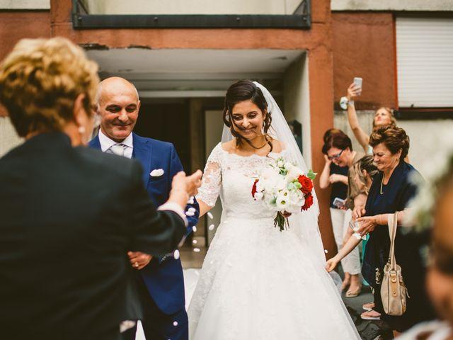 Il matrimonio di Matteo e Katrin a Busto Arsizio, Varese 13
