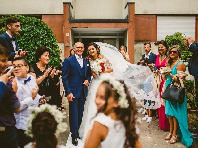 Il matrimonio di Matteo e Katrin a Busto Arsizio, Varese 14