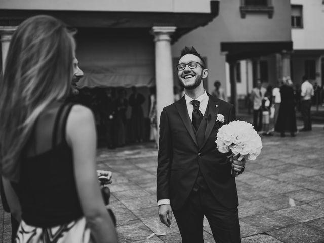 Il matrimonio di Matteo e Katrin a Busto Arsizio, Varese 20